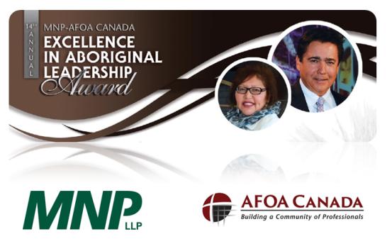 Annual MNP-AFOA Canada awards 2016